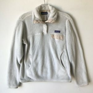 Patagonia Re-Tool Snap-T Fleece Pullover #877